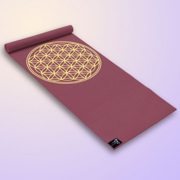 "Jogos kilimėlis Basic ""Gyvenimo gėlė"", Yogistar"