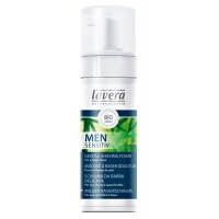Švelnios skutimosi putos vyrams Men Sensitiv, Lavera, 150 ml