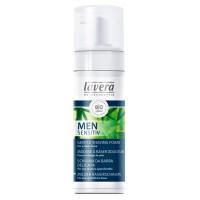 Švelnios skutimosi putos vyrams Men Sensitiv, Lavera, 150 ml