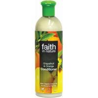 Kondicionierius su greipfrutais ir apelsinais, Faith in Nature