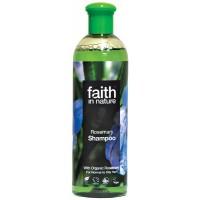Šampūnas su rozmarinais, Faith in Nature, 400 ml