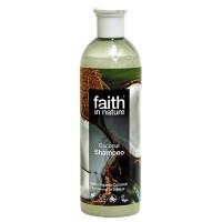 Šampūnas su kokosais, Faith in Nature, 400 ml