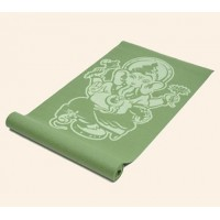 Jogos kilimėlis su Ganesha dievo atvaizdu