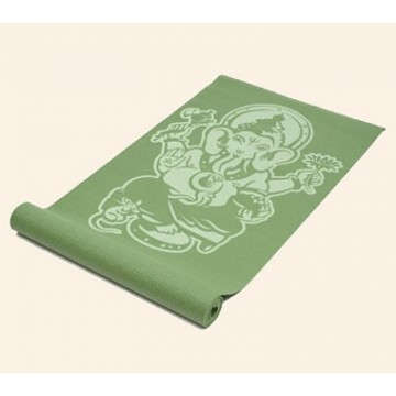 Jogos kilimėlis su dievo Ganeša (Ganesha) atvaizdu