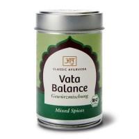 Vata došą balansuojantis prieskonių mišinys, Classic Ayurveda, ekologiškas, 50 g