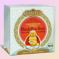 Buddha Box ekologiškų arbatų rinkinys, Hari Tea, 11 pakelių