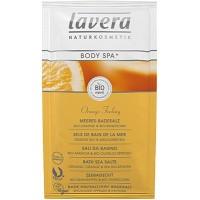 Vonios druska su apelsinais ir šaltalankiais Lavera, 80 g