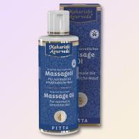Aliejus masažui Pitta Maharishi, 200 ml